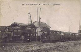 91 - Chilly-Mazarin (Essonne) - L'Arpajonnais - Chilly Mazarin