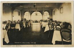 Penang Real Photo  Hill Crag Hotel No 53 P. Used Ipoh 1930 To Cuba - Malaysia