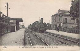94 - Arcueil-Cachan (Val-de-Marne) - Intérieur De La Gare De Laplace - Arcueil