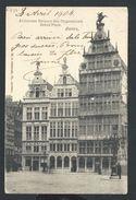 +++ CPA - ANTWERPEN - ANVERS - Anciennes Maisons Des Corporations - Grand'Place   // - Antwerpen