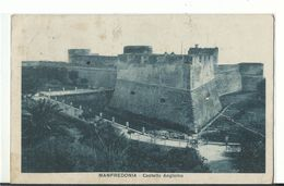 Manfredonia - Castello Angioino - Perfetta Viagg - Manfredonia