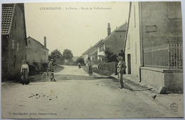 LA SORTIE - ROUTE DE VELLECHEVREUX - COURCHATON - France