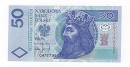Poland 50 Zlotych 1994 UNC. - Polen