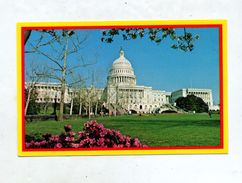 Carte Capitol Utilise - Etats-Unis