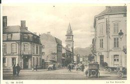 Saint Dié Rue Gambetta - Saint Die