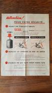 Notice Montage Installation Instructions Bouteille Primagaz, Le Butane Français - Electricity & Gas