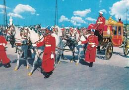 MAROC---RABAT---carosse Royal---voir 2 Scans - Rabat