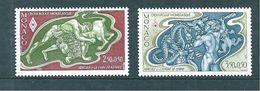 Monaco Timbres De 1981   N°1288/89    Neuf ** Parfait - Neufs