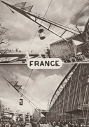 BELGIQUE - BRUXELLES 1958  CPSM EXPOSITION UNIVERSELLE  - PAVILLON DE LA FRANCE - Expositions