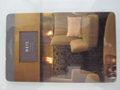 MISC HOTEL MOTEL INN PENSION MOTOR HOUSE RESIDENCE MARC KEY CARD MUNICH MUNCHEN GERMANY DEUTSCHLAND - Etiketten Van Hotels