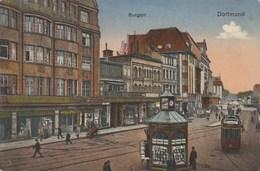 CPA - Dortmund. - Burgtor. Cramers, Dortmund. N° 22 322 - Dortmund