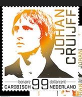 M ++ CARIBISCH NEDERLAND BONAIRE SABA ST. EUSTATIUS JOHAN CRUIJF ++ LIMITED EDITION ++ MNH POSTFRIS - Curaçao, Nederlandse Antillen, Aruba