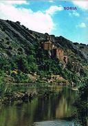 25876. Postal SORIA. Ermita De San Saturio Y Rio Duero - Soria