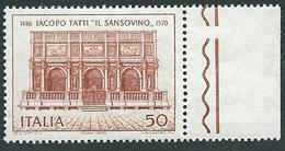 Italia, Italy 1970; Loggetta Del Campanile Di San Marco A Venezia, Edificata Dal Sansovino Nel 1540. Di Bordo; Nuovo. - Monumenti