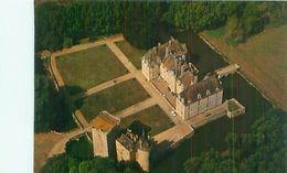 Cpsm -    Saint Loup Sur Thouet   -  Le Château  S621 - Frankrijk