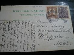 Guadalajara 1912 To Italy - Messico