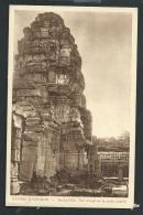 Cambodge - Ruines D'Angkor - Banteai-Kdei, Tour D'angle De La Partie Centrale  Odi03 - Cambodia