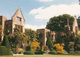 1 AK England * Nymans Garden In Handcross - Ein Englischer Garten Mit Ruinen Der Herrenhäuser In West Sussex * - Other