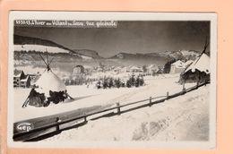 Cpa Carte Postale  Ancienne - L Hiver Au Villard De Lans Vue Generale - Villard-de-Lans