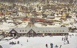 THREDBO VILLAGE, SNOWY MOUNTAINS. CIRCA 1966 - SYDNEY, AUSTRALIA - BLEUP - Sydney