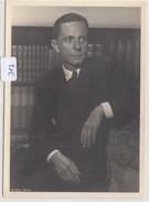 317, Film Foto Verlag Portrait Karte Dr. J.Göbbels, C 2235 Sehr Selten ! - Weltkrieg 1939-45