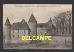 DD / 38 ISERE / VIRIEU-SUR-BOURBRE / VIEUX CHÂTEAU / CIRCULÉE EN 1927 - Virieu