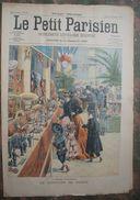 LE PETIT PARISIEN  : 08 DECEMBRE 1901 .  LE CONCOURS DE JOUETS . ASSASSINAT . TRAIN . Etc ... - Journaux - Quotidiens