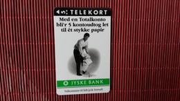 Phonecard Danemark (Mint,Neuve) Only 4000 Made Rare - Danemark