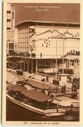 DEP 75 EXPOSITION DE 1937 PAVILLON DE LA SUISSE VOIR LE CACHEY DE L'EXPO - Expositions
