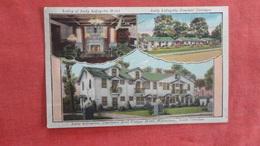 M/V Lady Lafayette  Hotel & Cottages  Walterboro South Carolina  Ref 2707 - Non Classés