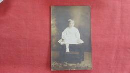 RPPC-- Child On Chair  Ref 2707 - Postcards