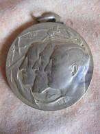 Médaille CONCOURS FLORAL 1930, Léopold I, Léopold II Et Albert I. Par LEON VOGELAAR - Belgium