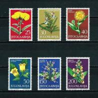 Yugoslavia  Nº Yvert  1013/8  En Nuevo - 1945-1992 República Federal Socialista De Yugoslavia
