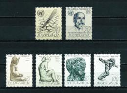 Yugoslavia  Nº Yvert  920/30-949/52  En Nuevo - 1945-1992 República Federal Socialista De Yugoslavia