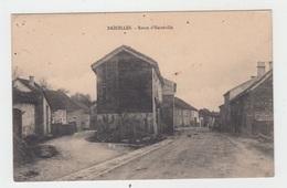 88 - BAZOILLES / ROUTE D'HARREVILLE - Francia