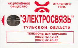 RUSSLAND-Tula - Russia