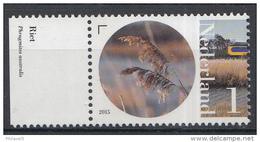 Nederland - Flora En Fauna Naardermeer - Riet - MNH - NVPH 3291 - Periode 2013-... (Willem-Alexander)