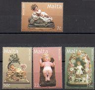 MALTE  Timbres Neufs ** De 2004 ( Ref 752 A )  Noël - Malta