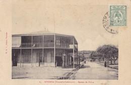 Nouvelle Caledonie. - NOUMEA. - Bureau De Police.Carte Ancienne - Nouvelle-Calédonie