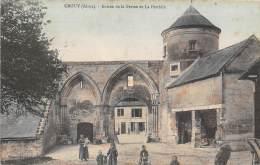 02 - AISNE / Crouy - 021592 - Entrée De La Ferme De La Perrière - Autres Communes