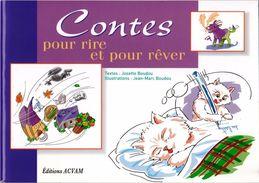 LIVRE CONTES POUR LES ENFANTS 4 A 6 ANS ILLUSTRE BOUDOU COULEUR 32 PAGES - SITE Serbon63 DES MILLIERS D'ARTICLES - Contes