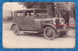 CPA Photo - Superbe Automobile GENESTIN - Voir Calandre & Bouchon De Radiateur COQ - TOP RARE - Cartes Postales