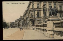 B3872 LIÈGE - AVENUE ROGIER - LE TAUREAU - Liège