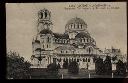 B3885 BULGARIA - SOFIA - SAINT KIRILL METHODIUS-KIRCHE - Bulgaria