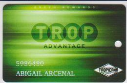 CASINO CARD - 305 - USA - TROPICANA CASINO - Casino Cards