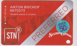 CASINO CARD - 313 - USA - STATIONS CASINO - Casino Cards