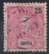 Angola 1903 - Re Carlo King Carlos - Angola