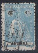 Angola 1914 - Cerere Ceres - Angola