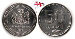 Géorgie - 50 Tetri (UNC) - Géorgie