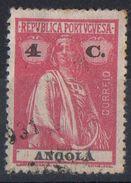 Angola 1921 - Cerere Ceres - Angola